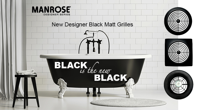 Black is the new black!